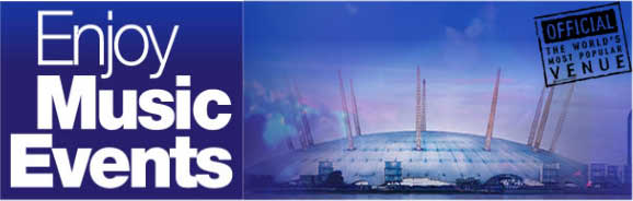 Music Events at the O2